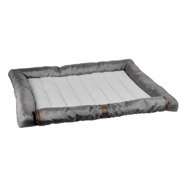 Materassino 3 in 1: lettino, tappeto baule, protezione paraurti